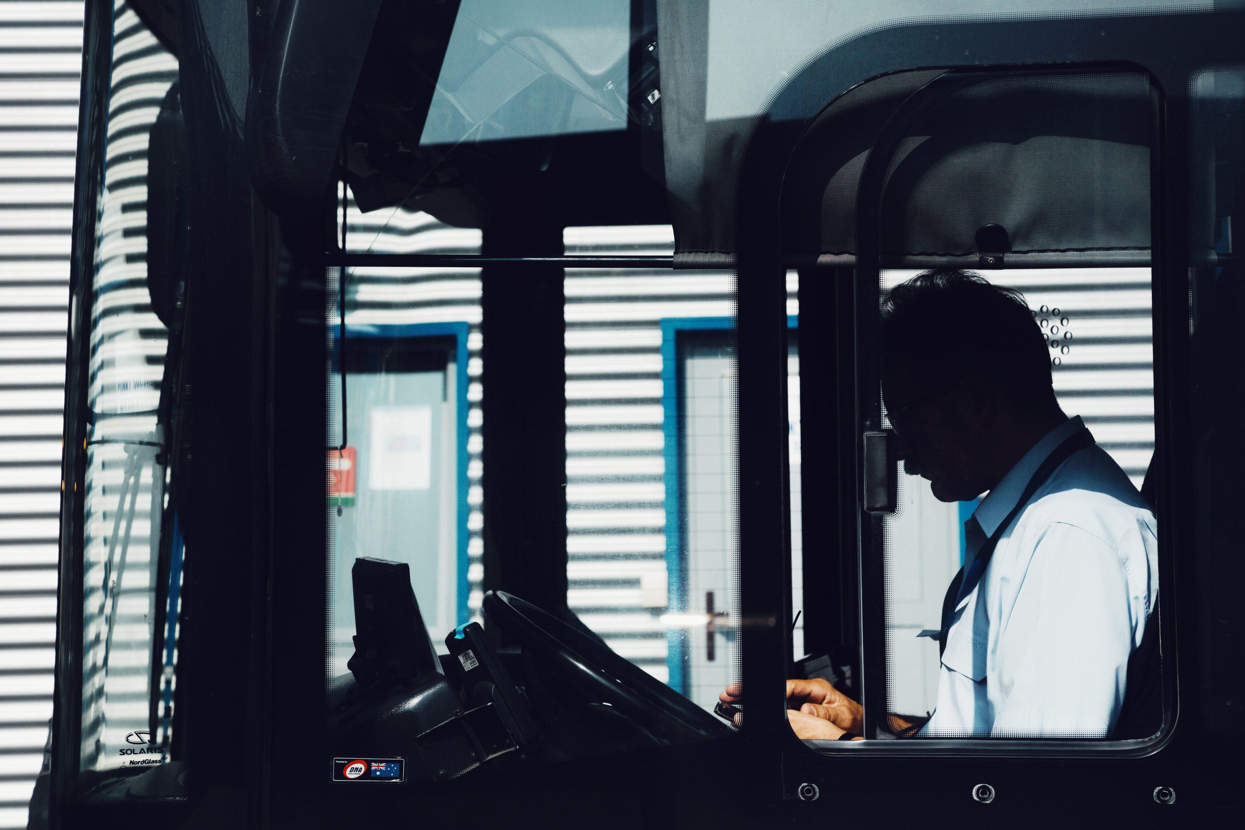 バス運転手から○○ドライバーへ転職|大型免許を生かしたい方へ