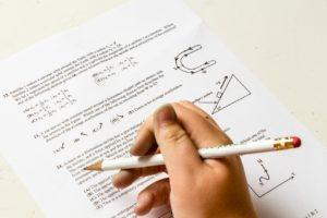 高卒認定試験を受ける場合受験料や願書の出し方は?